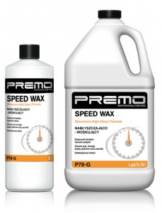 Speed Wax (P78-G)