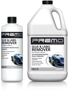 Glue and Label Remover (C61-G)